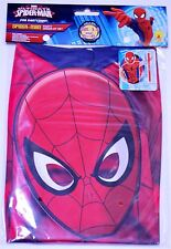 Rubies Marvel Ultimate Spider-Man Party Costume Mask Vest Kit - 3-6 Years