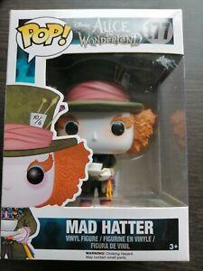Funko POP! Vinyl Disney Alice in Wonderland #177 Mad Hatter