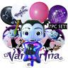 😻 VAMPIRINA BALLOON balloons PARTY SUPPLIES BANNER CUPCAKE TOPPER TOPPERS CAKE