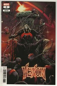 VENOM 3 THIRD 3rd PRINT VARIANT KNULL FIRST APPEARANCE DONNY CATES MARVEL HOT*