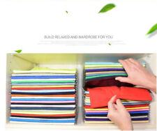 Folding T-Shirt Clothes Folder Clothing Storage Laundry Organizer Folding Board