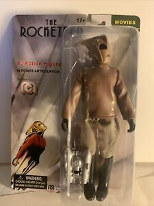 """Mego Monsters Movies Rocketeer 8""""Inch action figure NEW 2021"""