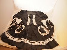 SALE! Down from $59 - Gothic Lolita Costume Cosplay