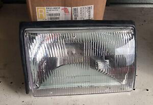 Headlight Headlamp RH Right Passenger Side for 87-93 Ford Mustang