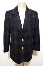 LUISA SPAGNOLI VINTAGE '80 Giacca Donna Lana Wool Woman Jacket Sz.M - 44