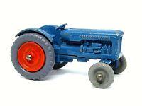 Matchbox Lesney No.72a Fordson Major Tractor (NO SILVER TRIM FACTORY ERROR)