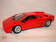 1/18 Lamborghini Diablo Rot von Maisto