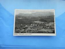 Zwischenkriegszeit (1918-39) frankierte Echtfotos aus Schlesien