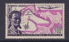 Fr. Somali Coast - SG 430 - f/u - 1956 - 500f - Air