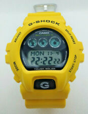 *CUSTOM* CASIO G-SHOCK GW-6900A-7 ==> GW-6900A-9 JAUNE YELLOW [3179] || GRADE A