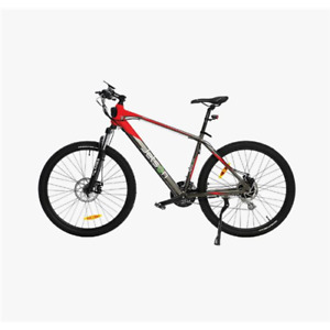 "Jetson Adventure Electric Bike 27.5"" Wheels 250w Black/Red JADV11-MBR"