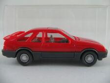 Wiking 204/4A Ford Sierra XR4i (1983) in orangerot/anthrazit 1:87/H0 NEU/unbesp.
