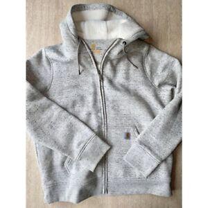 NWOT Carhartt Fleece Lined Zip Up Hoodie