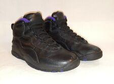 Vintage 1995 Original OG NIKE Air Jordan X 10 Sacramento Sz 6.5 Purple Kings