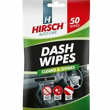 150 x Car Dashboard  Wipes for car interior surfaces renew the shine 3 x 50 pack