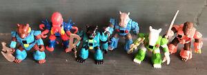 Lot of 6 Vintage Hasbro Takara Battle Beasts Action Figures 1987 Redocto Pangol