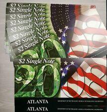 2003 A Series $2.00 Federal Reserve Note - ATLANTA