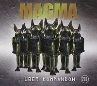 1593736 1053935 Audio Cd Magma - Uber Kommandoh (2 Cd)