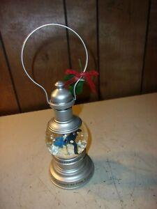 Hallmark Polar Express Snow Globe Lantern