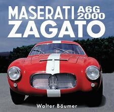 Maserati A6G 2000 Zagato Regular Edition. Walter Bäumer