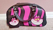 "DISNEY Alice in Wonderland Cheshire Cat Hand Bag ""free shipping""!!!"