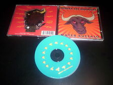 """Bobby Lee Rodgers """"Water Buffalo"""" CD   ZC Records – ZC 1005"""