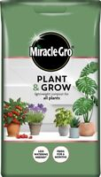 Miracle-Gro Plant & Grow All-Purpose Compost for All Plants 6L