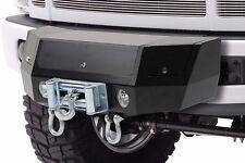 """Smittybilt 2"""" Receiver Mount 12,000 lb Winch Cradle w/ Locking Storage & Lights"""