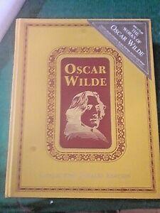 Oscar Wilde thr works of in inglese numerato