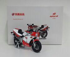 SPARK 1/12 MODELLINO MOTO STRADALE YAMAHA RD500 BIANCO ROSSO MODELLISMO STATICO
