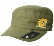 New Olive Adidas Central Michigan Chippewas Army Green Military Hat NCAA Womens