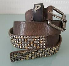 NIETENGÜRTEL Damen Vintage Nieten Belt 85 90 95 100 Gürtel FM2103