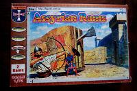 Assyrian Rams Assyrische Rammen Belagerung Orion 72022 Figuren 1:72 Sammlung xx