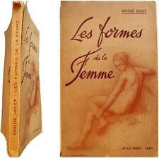 Morphologie médico-artistique les Formes de la femme 1947 André Binet