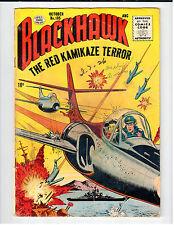 Quality Comics BLACKHAWK #105 - FR October 1956 Vintage Comic