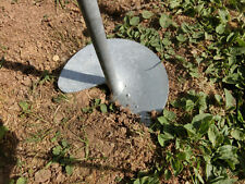 Erdanker Schraubanker 85cm STAHL f. Slackline Zeltanker Bodenanker Bodenschraube