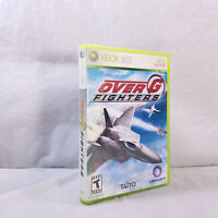 Complete Xbox 360 Over G: Fighters TESTED & GUARANTEED!