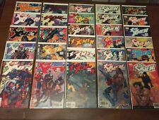 Awesome lot of 28 X-TREME X-MEN comic books by MARVEL CLAREMONT 016