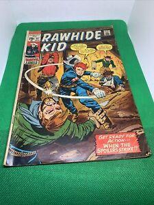 Rare Vintage Marvel Comics Original RAWHIDE KID #87 And #99 1971 1972 Collection