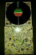 -EXCELLENT- LED ZEPPELIN III ATLANTIC SD 7201 Vinyl LP