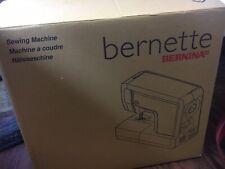 Bernina Bernette 12 Sewing Machine- THREAD TENSION ISSUE