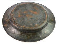 Islamic Primitive Vintage Copper Plate Dishware Kitchen Ware Collective G3-81 US