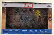 Marvel Nano Metalfigs Die Cast Deluxe Collectible Figures Set 2020 Jada Toys New