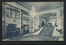 2972.-MADRID -Palace Hôtel Vestíbulo de entrada