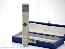 NEUMANN KM56 c Tube Microphone/Röhren Kleinmembran Mikrofon mit AC 701 K!!! TOP!
