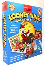 Cd-Rom Live Pix Looney Tunes - Windows 95/98 Brand New Sealed