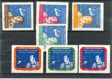 SPAZIO - ASTRONAUTS Shepard PARAGUAY 1961