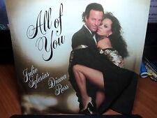 "Julio Iglesias & Diana Ross ""All Of You"" Oz PS 7"""