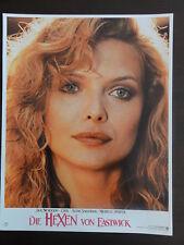 Aushangbild * Michelle Pfeiffer DIE HEXEN VON EASTWICK