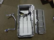 GM New Oil Pan, Pickup Tube & Windage Tray LS2 LS3 Corvette